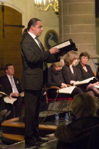 Choral Evensong @ Wilhelminakerk Bussum