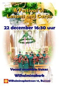 Kerst in Bussum (Lessons & Carols) @ Wilhelminkerk